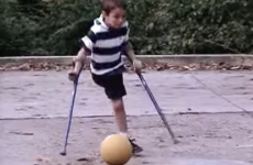 Powerful World Cup advert shows there's always something to play for