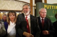 PSNI warn Gerry Adams of 'credible death threat'