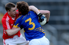 No changes for Cork ahead of Munster MFC semi-final