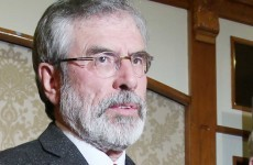 Adams: 'I made no threat against Michael McConville, nor did I warn of backlash'
