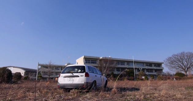 These shots reveal just how desolate Fukushima is now