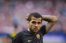 Villarreal fined €12,000 for the Dani Alvest racist banana slur