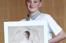 10-year-old Irish meningitis survivor's photograph used for global campaign