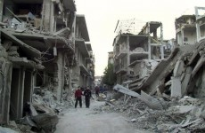 Syrian rebels abandon last positions in Homs