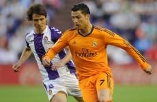 Real Madrid draw, Ronaldo is injured and La Liga title hopes damaged