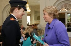 Gardaí on Fitzgerald appointment: A welcome change but we hope she listens to us