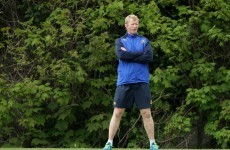 'I won't go through the physical pain of winter, I'll inflict the pain from now on' — Leo Cullen