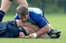 O'Brien in line for shock Leinster comeback as Murphy talks Edinburgh up