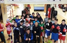 The Irish boxing club where a young Conor McGregor learned to fight