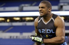 Michael Sam becomes the first openly gay player to be drafted in the NFL
