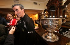 McHugh affair another example of media manipulation says Jim McGuinness