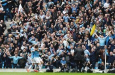 Manchester City overpower West Ham to win Premier League title