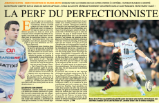 'The performance of a perfectionist' – Sexton earning praise in France