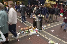 Dirty old town: Here's what you have to clean up as a Dublin litter warden