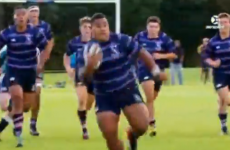 The Tongan Thor – Ireland's next project player?