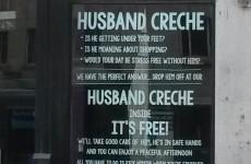 This Aberdeen pub is calling itself a 'husband creche'