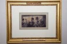 Stolen masterpiece recovered after 22 years and returned to Dublin Gallery