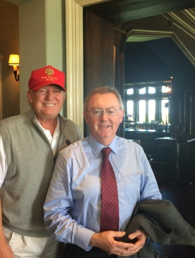 Trump vs O'Rourke: Tycoon insists Doonbeg jobs boast is not 'truthful hyperbole'
