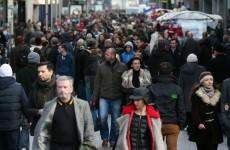 Irish consumer confidence hits seven year high*