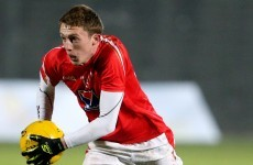 All you need to know about Louth's new 17 year-old senior prospect Ryan Burns