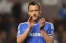John Terry will be back playing for Chelsea next season at the Bridge