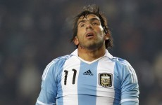 Tevez, Pastore and Lamela left out of Argentina's World Cup squad