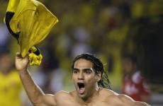 Falcao's dad says the striker is still a long way from being fully fit for the World Cup