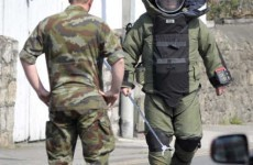 Unstable acid made safe in Limerick by army bomb disposal team