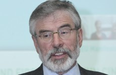 Gerry Adams takes legal action against two newspapers