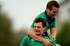 It's not just Gavin Duffy - the Sportsground is full of Gaelic footballers