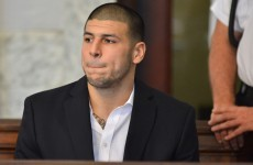 Former NFL star Hernandez charged with double murder