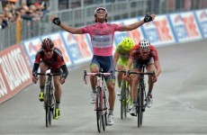 Australian Matthews retains Giro lead, as Ireland's Roche involved in bad crash