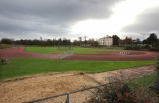 Whatever became of the UCD athletic track?