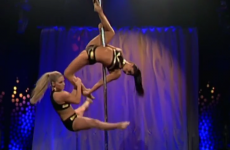 Pole dancers on the Late Late Show? Ireland was VERY confused
