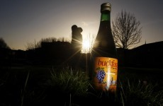 Buckfast is going to be sold in cans for the first time*