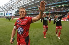 Jonny Wilkinson officially confirms retirement at end of the season
