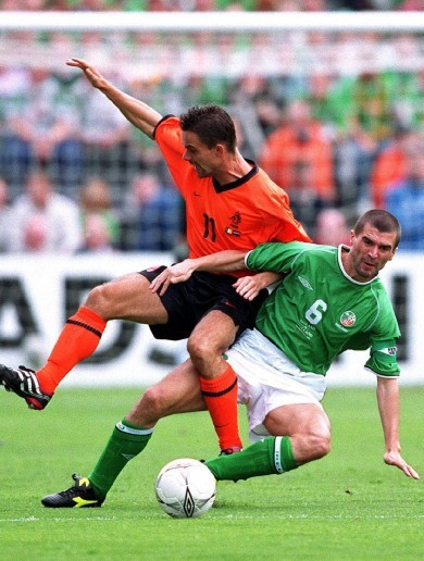 It s 15 years today since Louis van Gaal s Holland were stunned in