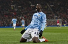 Yaya's agent says midfielder could quit City after birthday snub