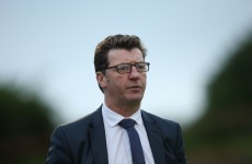 Roddy Collins: 'I can take stick, but when I see my kids and wife taking it, that galls me'