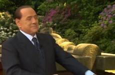 "Paxman to Berlusconi: ""Is it true you called Merkel an un-f***able lard-arse?"""