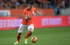 RVP chasing World Cup relief after 'complicated' season
