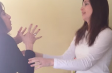 Mam has best reaction ever after learning she's going to be a granny