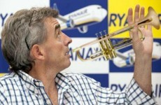 Ryanair is getting rid of the landing trumpets