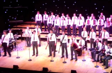 Carlow school choir wow audience with brilliant mash-up performance