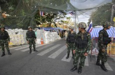 Thai army seizes power in military coup