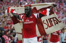 Bacary Sagna on the verge of completing move to Manchester City