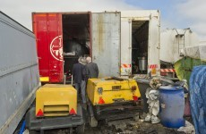 In photos: Customs officials uncover fuel laundering plant in Co Monaghan