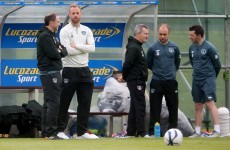 Meyler strain the only cloud as O'Neill gets happy Ireland camp back together