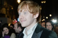 Ron Weasley can actually sing and he's released a new single