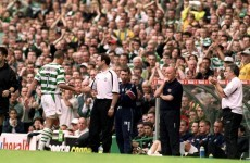 'I'd like to be there when Larsson leads Celtic out' -- Aiden McGeady